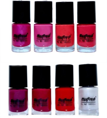Max Fresh Matt Nail Polish Combo 111 48 ml