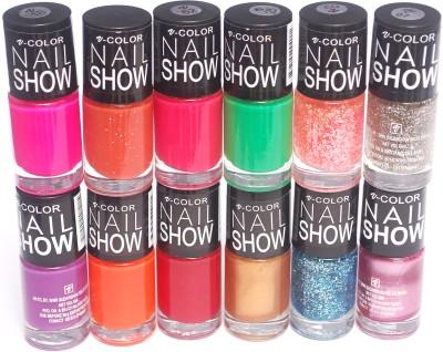 V-Color Nail Show 72 ml(Multicolor Set 20)