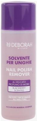 Deborah Solvente Per Unghie Nail Polish Remover Blackberry Scented 120 ml
