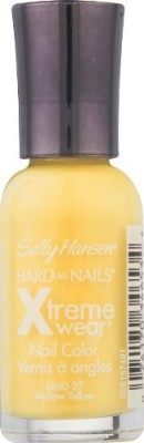Sally Hansen Hard as Nails Xtreme Wear Nail Color 360 Mellow Yellow 15 ml