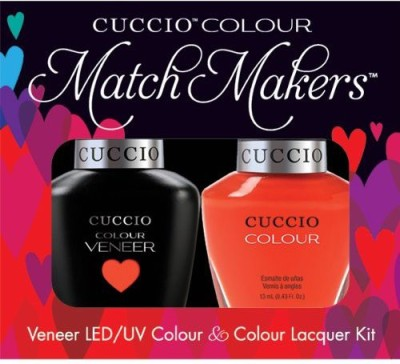 Cuccio Veneer And Colour Matchmaker Shaking My Morroco 6019-LED 15 ml
