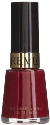 Revlon Sheer Nail Enamel, Raven Red 721 15 ml