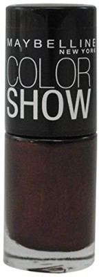 Maybeline New York Limited Edition Color Show Nail Lacquer - 705 Auburn Ablaze 15 ml
