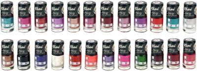 ELCO Crazy Nail Enamel(pack of 24) 144 ml