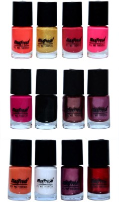 Max Fresh Valueable Nail Polish Combo 227 72 ml