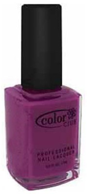 Color Club NYC All over Pink Nail Paint 15 ml