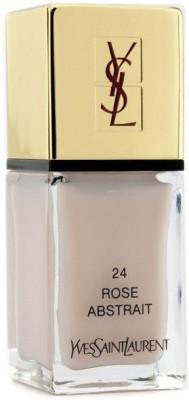 Yves Saint Laurent La Laque Couture Nail Lacquer 10 ml(24 Rose Abstrait)