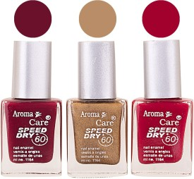 Aroma Care Matte Nail Polish Combo 33 11 05 27 ml