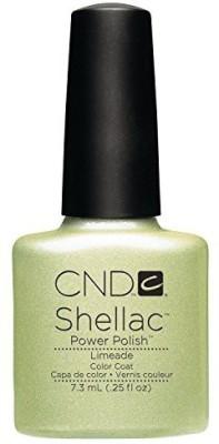 CND Cosmetics Cnd Shellac Uv Color Coat Limeade C40554 7.5 ml