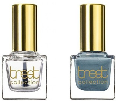 treat collection Natural Duo Top And Base Coat Sneak Peak Count DUO52 15 ml