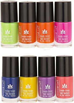 Aroma Care Mab Multi Color Nail polish Combo 01-03 40 ml