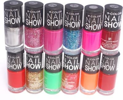 V-Color Nail Show 72 ml(Multicolor Set 13)