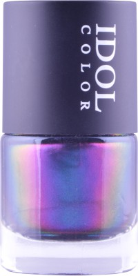 Idol Color Incredible blues, purples, reds, oranges, yellows, and even subtle greens 10 ml