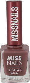 Miss Nails Choclate Kisses 16 ml(Elegant Brown)