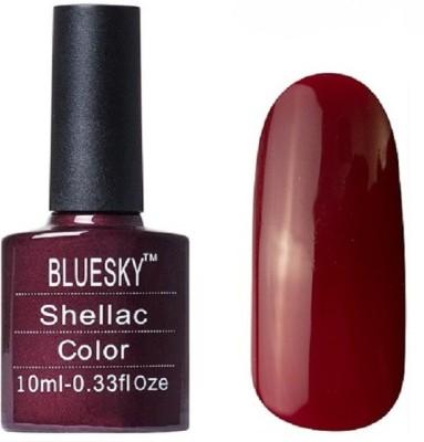 Bluesky Shellac Nail Polish 10 ml(Decadence)