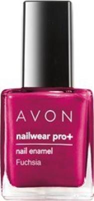 Avon Nailwear Pro+Nail Enamel 8 ml(Fuchisa)