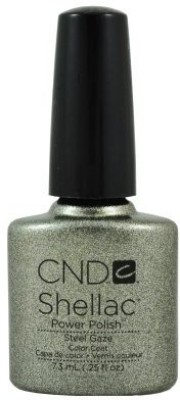 CND Nail Products Cnd Shellac Power Polish Forbidden Collection Steel Glaze 7.5 ml