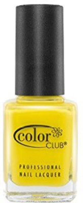 Color Club Poptastic Neons Intense Yellow Almost Famous 05AN06 1.5 ml