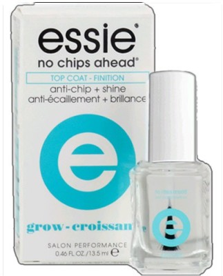 essie No Chips Ahead 13.5 ml(Top Coat)