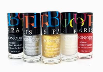 Bonjour Paris Mix Color Nail Polish 13 30 ml