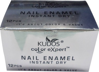 Kudos Color Expert Nail Enamel Instant Dry About Color & Value 108 ml