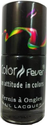 Color Fever Black Cap Nail Polish 50 9.9 ml