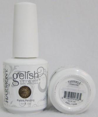 Harmony Gelish Uv Soak Off Twinkle 15 ml