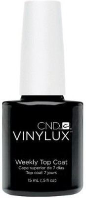 Vinylux Cnd Weekly Top Coat Clear 15 ml