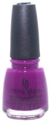 China Glaze Electric Nights Lacquer, Violet Vibes 15 ml