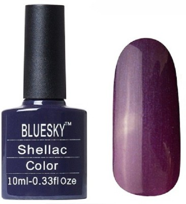Bluesky Shellac Nail Polish 10 ml(Rock Royalty)