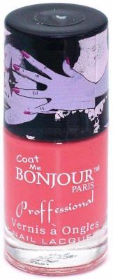 Bonjour Paris Matte Texture Nail Polish 9.5 ml(NP-70)