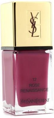 Yves Saint Laurent La Laque Couture Nail Lacquer 10 ml(12 Rose Renaissance)