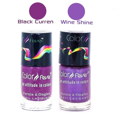 Color Fever Matte Nail Polish Combo 240 18 ml