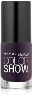 Maybeline New York Color Show Nail Lacquer, Deep In Violet 15 ml