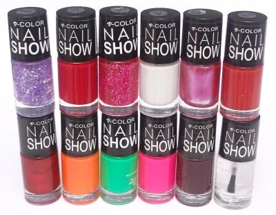 V-Color Nail Show 72 ml(Multicolor Set 4)