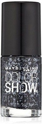 Maybeline New York Show Jewels Top Coat Gleaming Graphite 606 Gleaming Graphite 6.9 ml