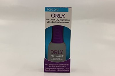 Orly Polishield In Ultimate To Pcoat Nail Coat 0.6 OR270 18 ml
