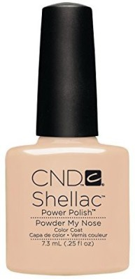 CND Nail Products Cnd Shellac Power Polish Open Road Collection Powder My Nose C40569 7.3 ml
