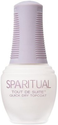 SpaRitual Tout De Suite Quick Dry Topcoat 15 ml