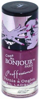 Bonjour Paris Matte Texture Nail Polish 9.5 ml(NP-77)