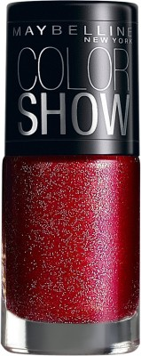 Maybelline Color Show Glitter Mania 6 ml(Red Carpet - 604)