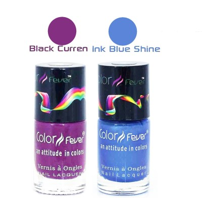 Color Fever Matte Nail Polish Combo 239 18 ml