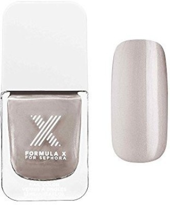 Roomidea New Neutrals Formula X For Sephora Illusionary Silver Pearl 12 ml