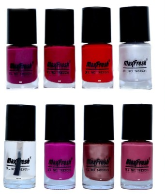 Max Fresh Matt Nail Polish Combo 101 48 ml