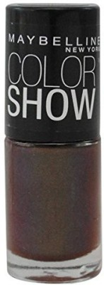 Maybeline New York Limited Edition Color Show Nail Lacquer - 725 Downtown Brown 15 ml