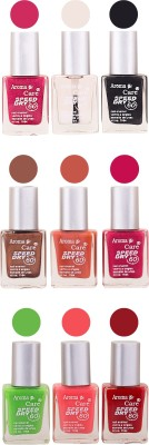 Aroma Care Juicy Matte Nail Polish Combo (ST235) 2-6-8 81 ml