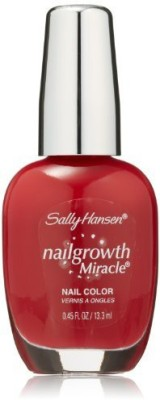 Sally Hansen Nail Growth Miracle, Stunning Scarlet 15 ml