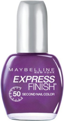 Maybeline New York Express Finish 50 Second Nail Color, Grape Times 896 15 ml