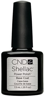 CND Cosmetics Creative Nail Shellac Uv Base Coat C40400 7.5 ml