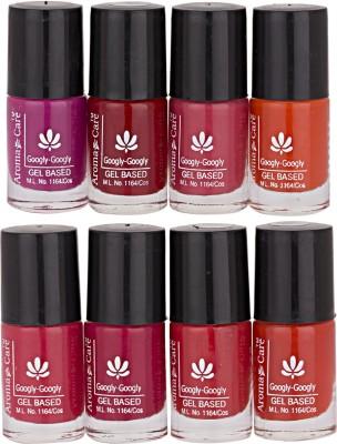 Aroma Care Mab Multi Color Nail polish Combo 05-06 40 ml
